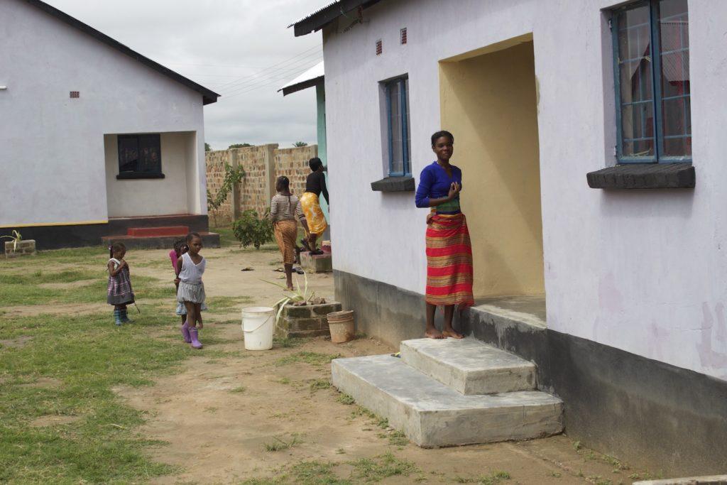 i+m Frauenhaus Sambia