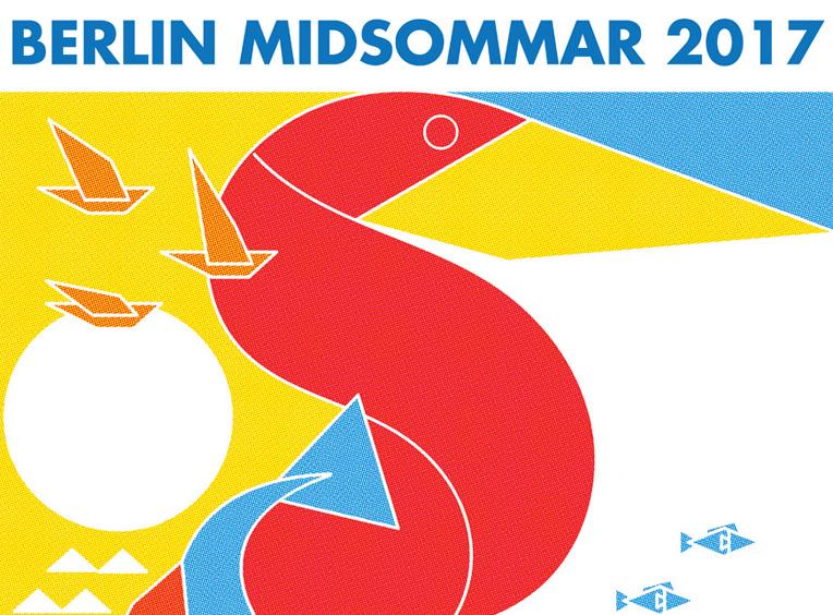 Tickets fürs Berlin Midsommar Festival