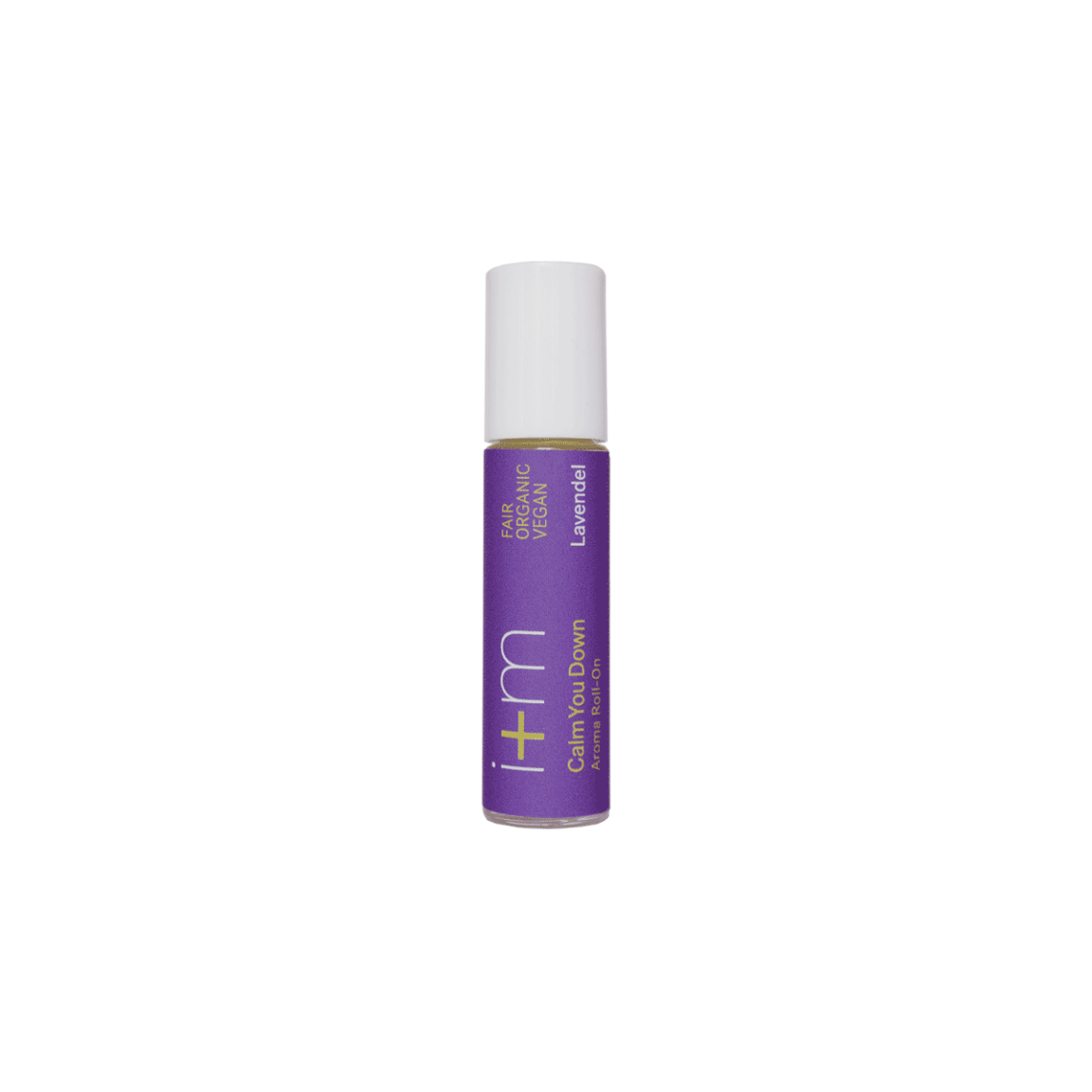 Aroma Roll-On Calm You Down von i+m Naturkosmetik - fair bio vegan.