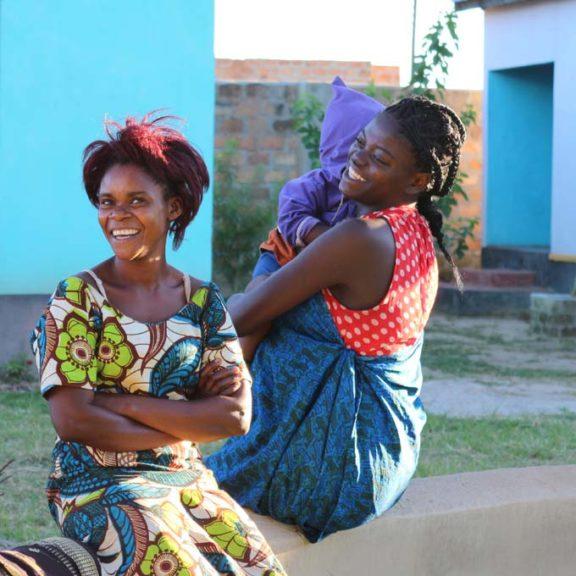 i+m Frauenhaus in Sambia