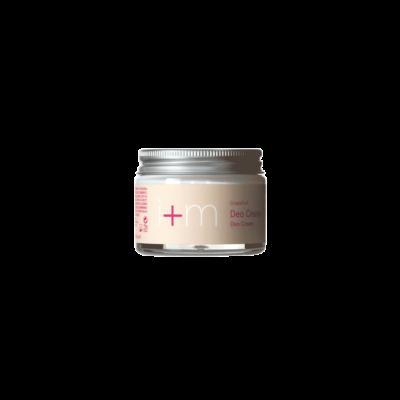 Deo Creme Grapefruit 30ml von i+m Naturkosmetik - fair bio vegan.