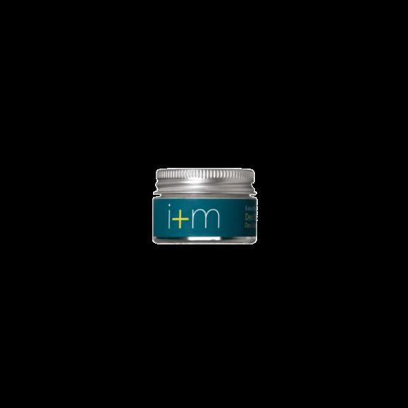 Deo Creme Extra Strong 15ml für unterwegs, Reisegröße, Probiergröße von i+m Naturkosmetik - fair bio vegan.