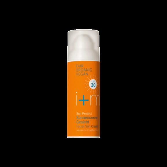 Sun Protect Sonnenmilch LSF Lichtschutzfaktor 30 von i+m Naturkosmetik - fair bio vegan.
