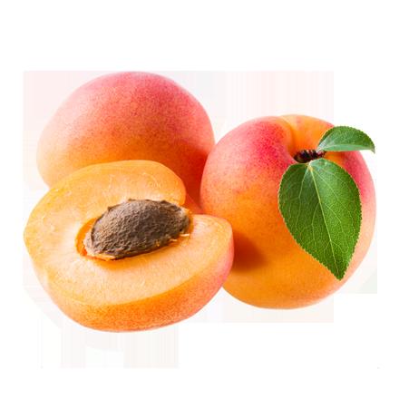 Die Aprikose Frucht ist Rohstoff und natürlicher Inhaltsstoff von i+m Naturkosmetik - fair bio vegan.
