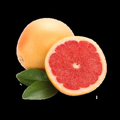 Die Grapefruit Frucht ist Rohstoff und natürlicher Inhaltsstoff von i+m Naturkosmetik - fair bio vegan.