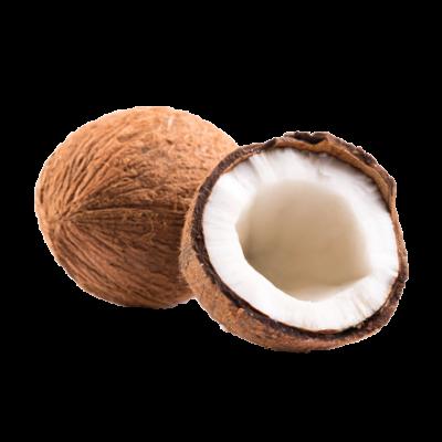 La fruta de coco es una materia prima e ingrediente natural de i + m Naturkosmetik - vegano orgánico justo.