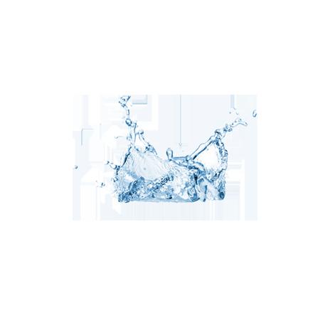 Hyaluron bzw. Hyaluronsäure bindet Wasser, ist Rohstoff und natürlicher Inhaltsstoff von i+m Naturkosmetik - fair bio vegan.