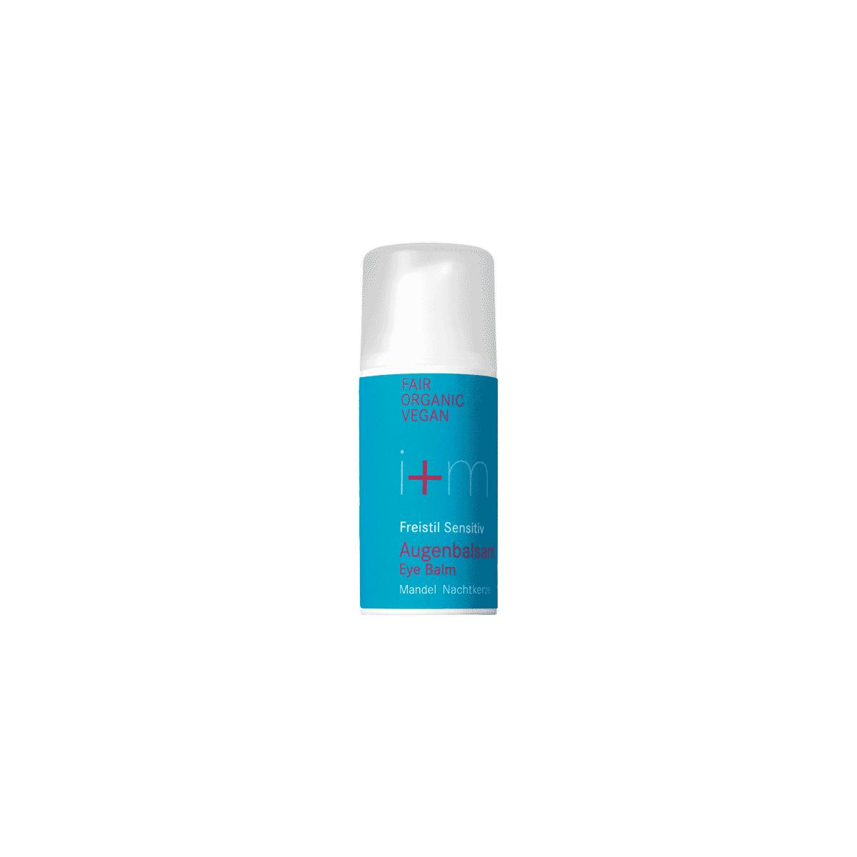 Freistil Sensitiv Augenbalsam von i+m Naturkosmetik - fair bio vegan.