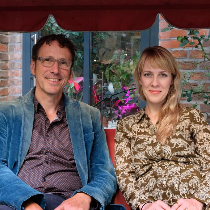 Jörg von Kruse & Verena Zydek i+m NATURKOSMETIK