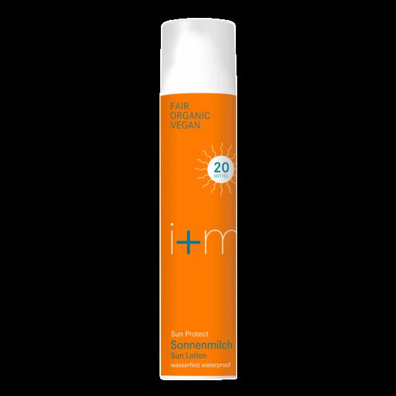 Sun Protect - Sonnenmilch SPF 20