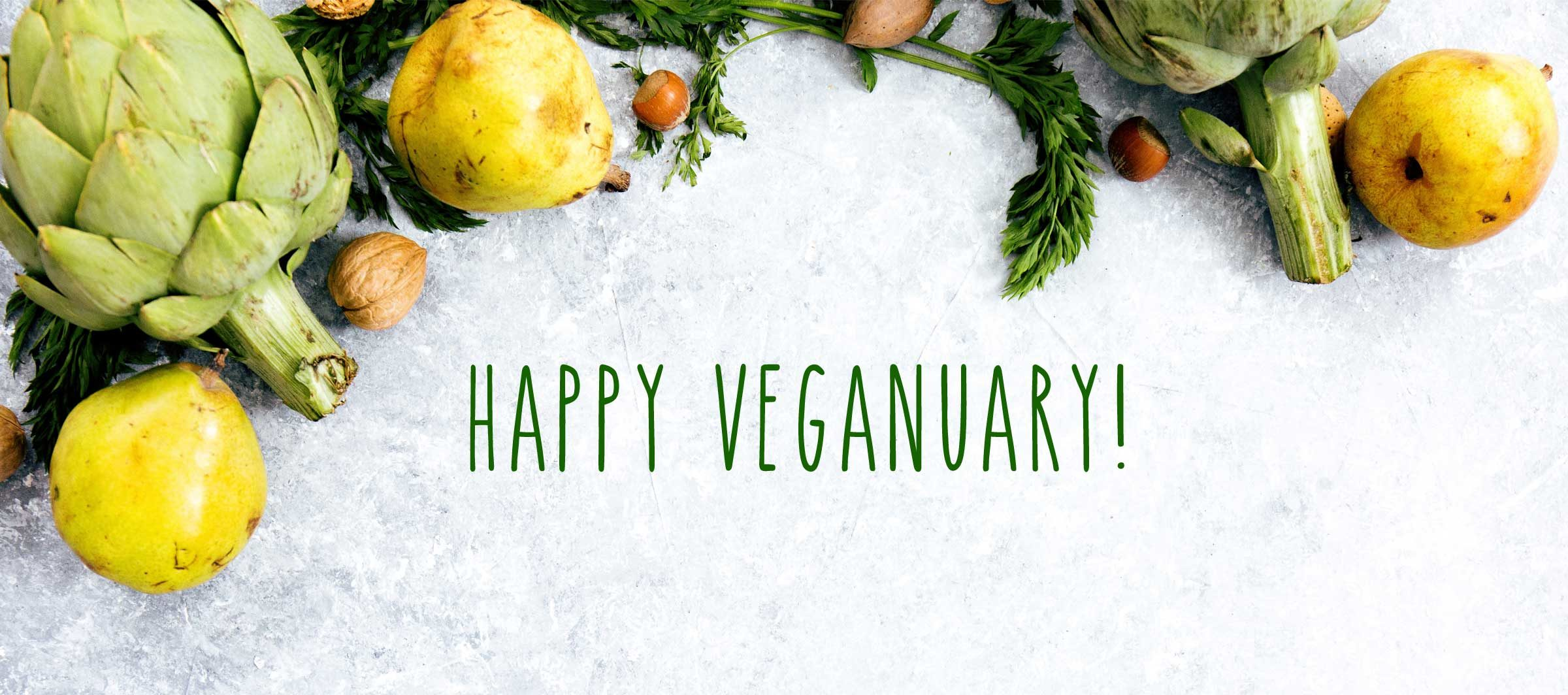 Happy Veganuary!