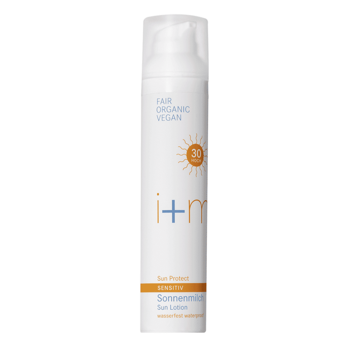 Sun Protect Sonnenmilch 30 sensitiv