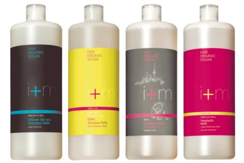 family size refill cosmetics