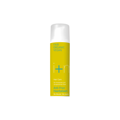 Anti Frizz Leave In Haarbalsam von i+m Hair Care