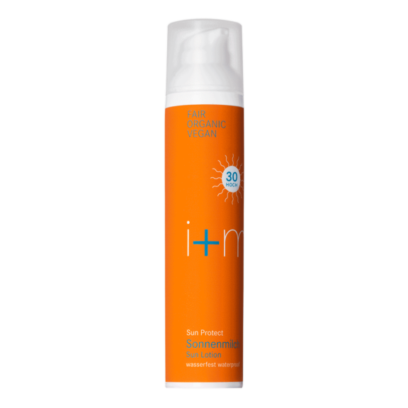 Mineralische Sonnencreme Sun Protect LSF30