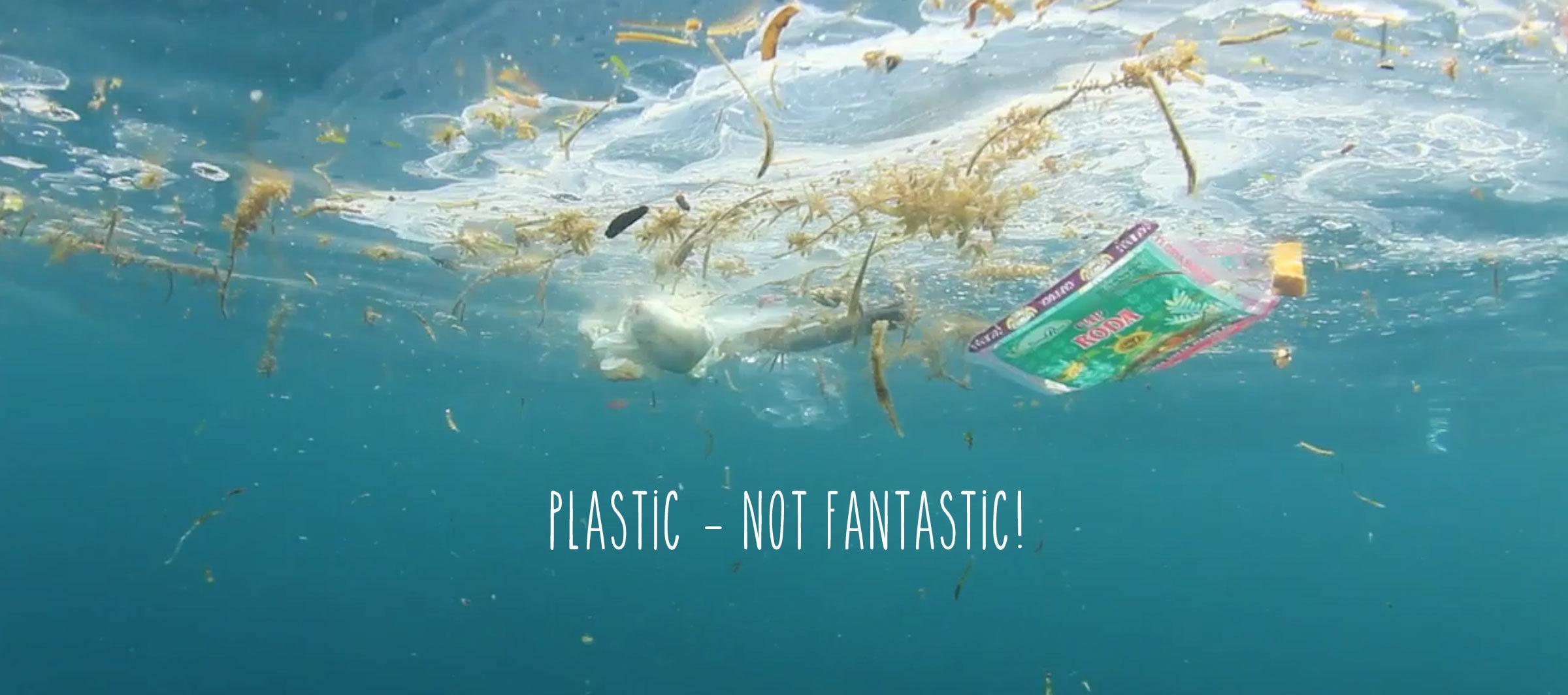 Spendenaktion gegen Plastikmüll in den Meeren!