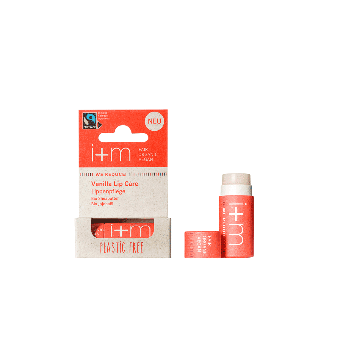 We Reduce Vanilla Lip Care