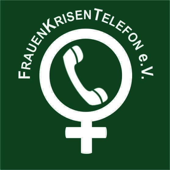 Logo des FrauenKrisenTelefons e.V.