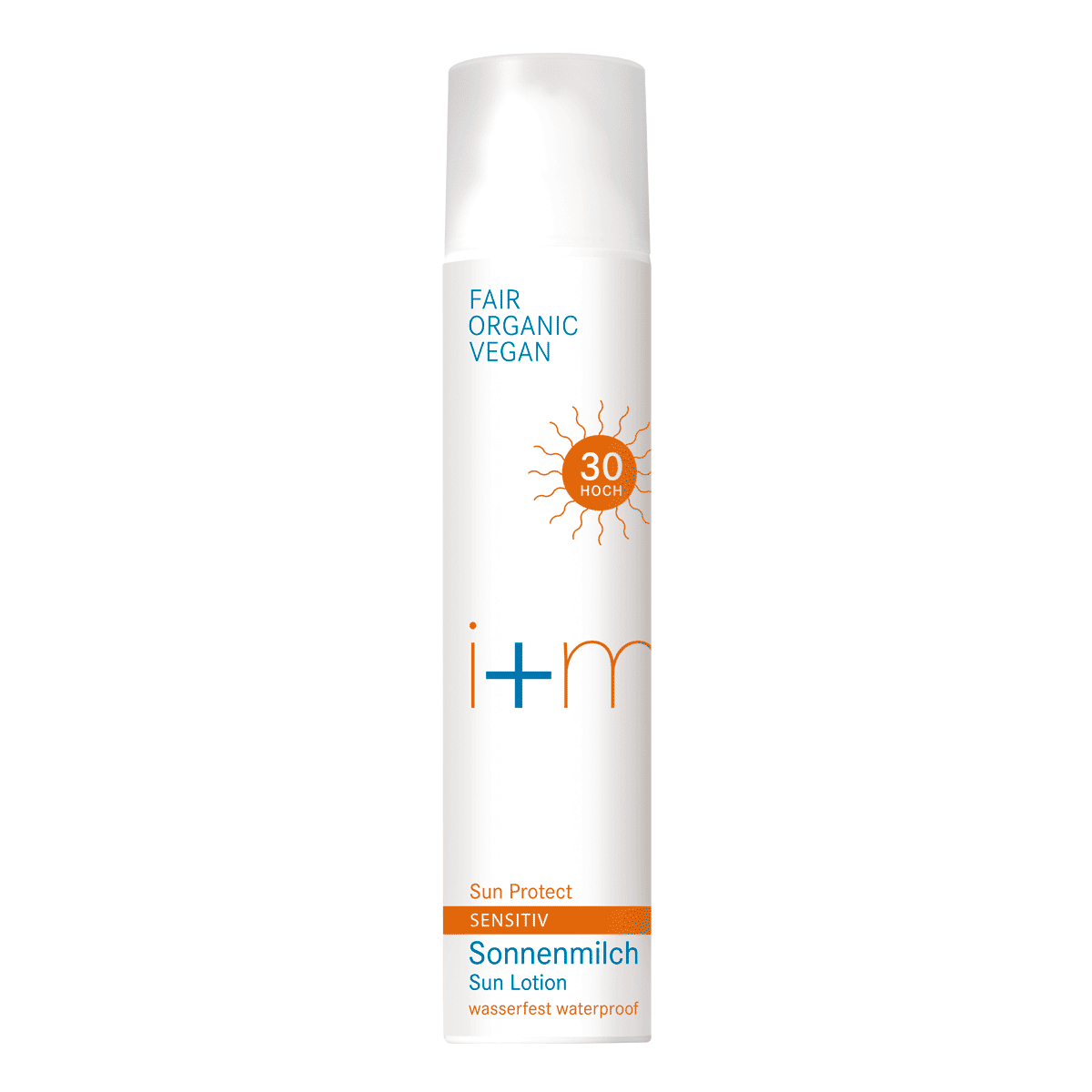 sun protect sonnenmilch sensitiv