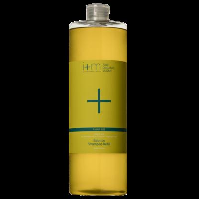 Balance Shampoo Refill 1l i+m NATURKOSMETIK BERLIN