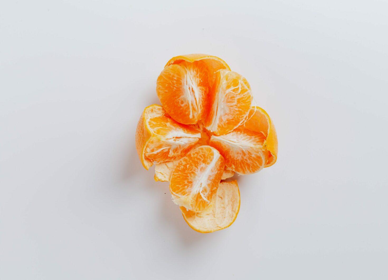 AHA/BHA Peeling Orange Fruchtsäure
